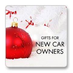 gifts for the new car owner