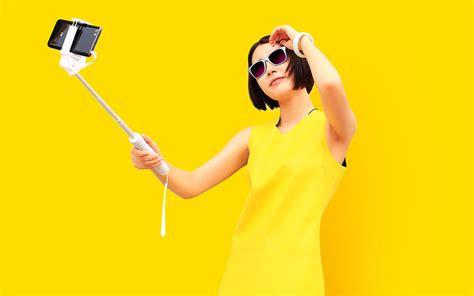 Vivan St03 Selfie Stick Black xiaomi photo solution mi selfie stick monopod wired