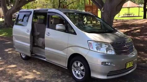 Toyota That Seats 7 Best Toyota Alphard 7 Seater For Sale Www Edwardlees