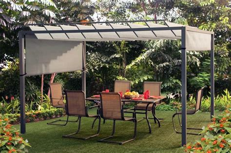 modern pergola kit metal pergola kit outdoor goods