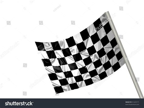 f1 pattern stock a f1 flag with checkered pattern stock photo 51223171