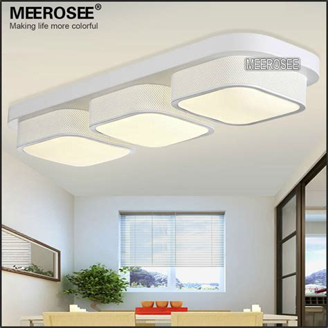 Led Kitchen Ceiling Light Fixtures Acrylic Modern Led Ceiling Light Fixture For Kitchen Top Quality Md2348