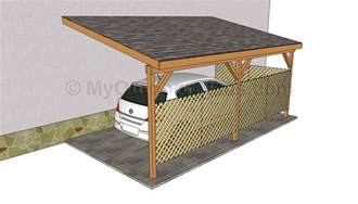 Attached Carport Designs | wood carport designs free outdoor plans diy shed