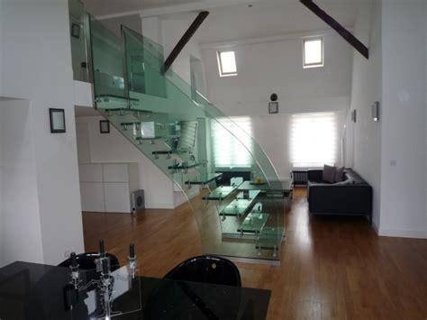 modernes wohnen glastreppen modernes wohnen par excellence planungswelten