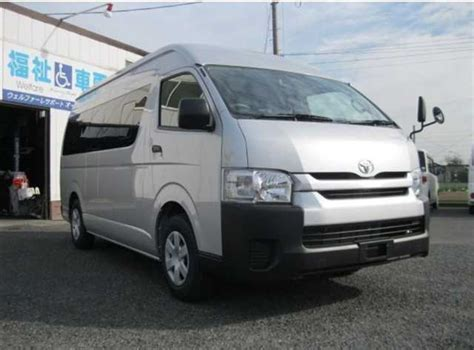 toyota hiace 2014 2014 hiace toyota commuter features html autos post
