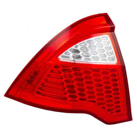 2010 ford fusion tail light lens ford fusion tail light lens at monster auto parts
