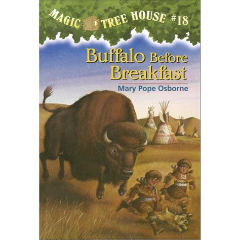 the house of magic random house magic tree house 18 buffalo before