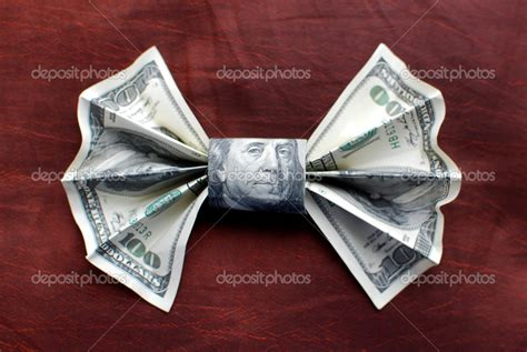 Dollar Bill Bow Tie Origami - best photos of money paper bows how to make bows out of