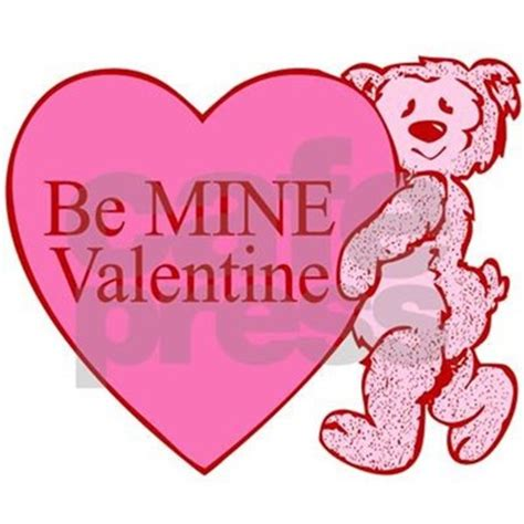 be mine valentines be mine s day magnet by magnetudes