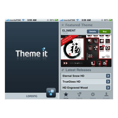 can you get themes for iphone 5 theme it iphone app get all your iphone themes in one place