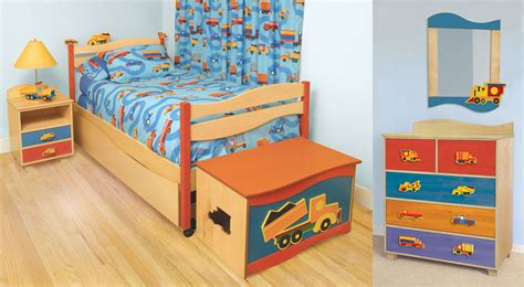 1 411 room magic boys like trucks bedroom set kids bed