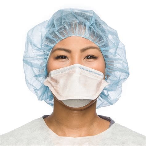 Masker N95 fluidshield n95 particulate filter respirator and surgical