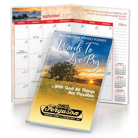 forest sunlight matthew   words    christian monthly pocket planner