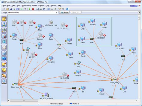 draw network map net how to create network map on c stack overflow
