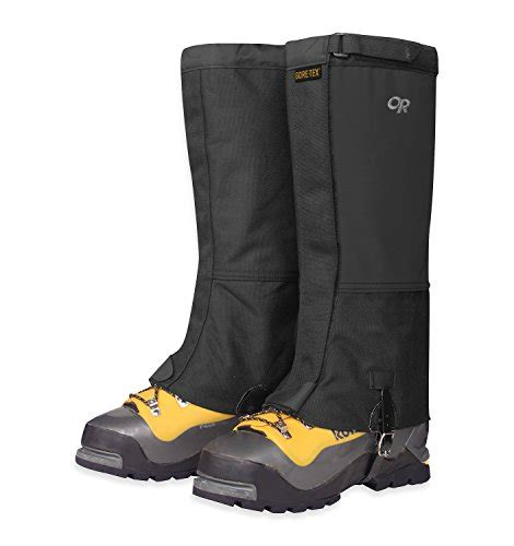 Crocodile Cordura Safety outdoor research s expedition crocodile gaiters black