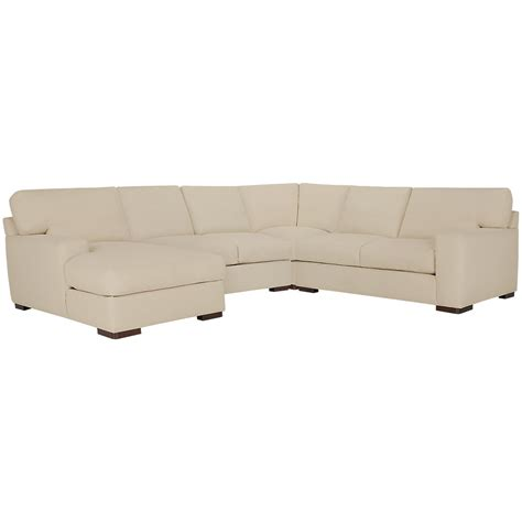 down chaise city furniture veronica khaki down medium left chaise