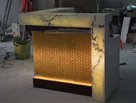 Dowtop Modern Led Lighted Small Home Bar Counter Designs Modern Design Commercial Bar Counter View Bar Counter