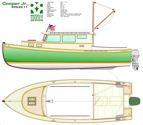 sport fishing boat blueprints sport fishing boat plan судостроение pinterest sport