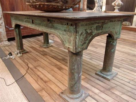 industrial metal tables for sale industrial table furniture