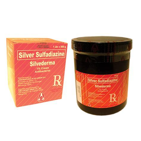 Silvederma - Cathay Drug P Aminobenzoic Acid