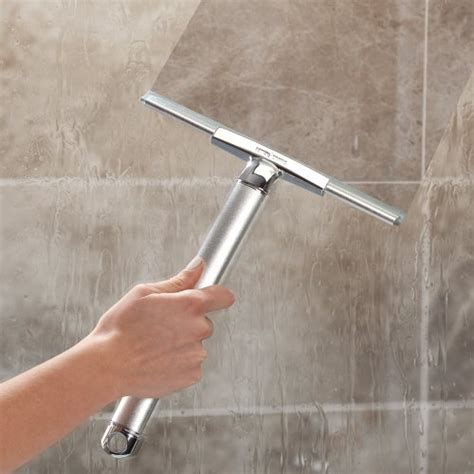 Best Squeegee For Shower Doors by Better Living Products Extendable Shower Squeegee Hardware