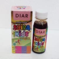 Madu Anak Syifa Diar Diare Herbal Berkhasiat madu anak syifa diar diare alzafa store
