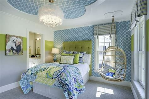 blue and green teen girls room transitional girl s room fresh and youthful 10 gorgeous teen girls bedroom
