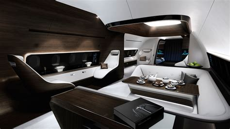jet design the future of jet interiors what should we expect