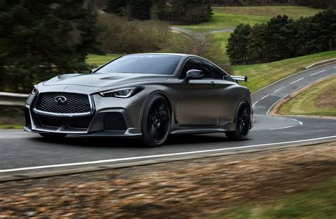 infiniti q50 blacked out report infiniti q60 black s coming to challenge bmw m4