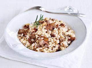 risotto alla salamella mantovana ricette risotto salamella mantovana le ricette di