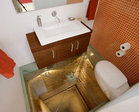 bathroom glass floor glass floor bathroom