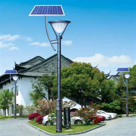 modern solar l post solar led garden l post modern positive vibe buy