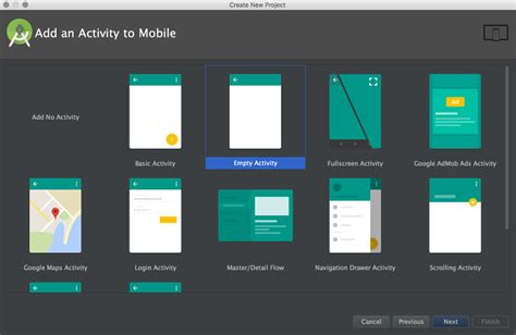 Layout Click Event Android | android prototyping for designers shapes and click event