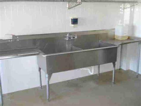 large stainless steel sink triad scientific laboratory carts stainless steel