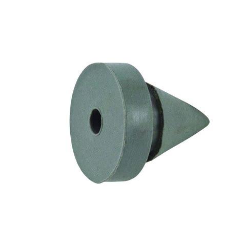 frame rubber st everbilt gray door silencers 12 pack 14257 the home depot