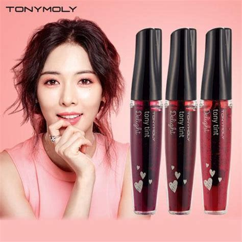 Harga Tony Moly Delight Tint Di Counter tony moly delight tony tint kemasan terbaru dan segel