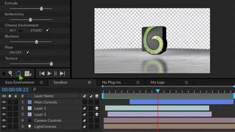 Easy Environment 11 Presets 3d Object Envato Videohive After Effects Templates Adobe After Effects Templates Envato