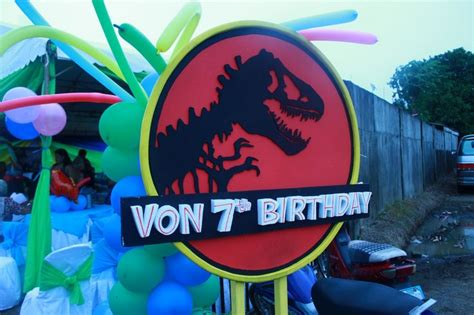 jurassic park themed birthday party 1000 images about jurassic park party on pinterest