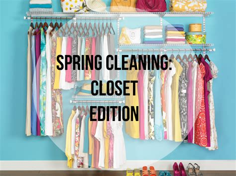 Spring Cleaning Closet Edition Effective Ways To Clean Out Those | spring cleaning closet edition effective ways to clean