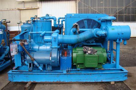 300hp quincy rotary air compressor 460v 23 000hrs qsi1250 ebay