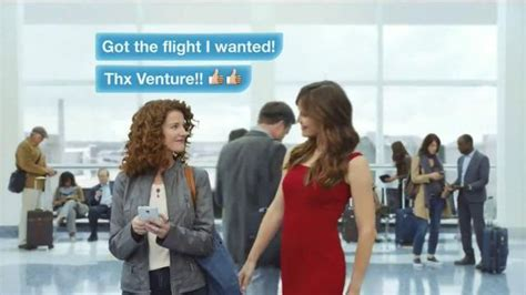 capital one venture card commercial capital one venture card tv commercial ticked off