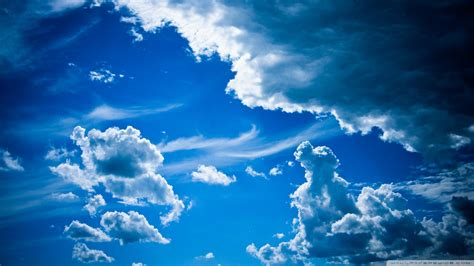 wallpaper blue sky clouds download blue clouds wallpaper 1920x1080 wallpoper 450791
