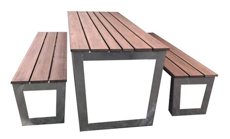 big bench at653od big bench setting modwood slats anlee outdoor