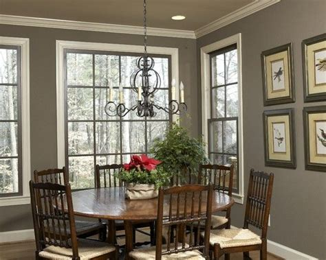 dining room colors benjamin moore dark trim double hung windows design pictures remodel