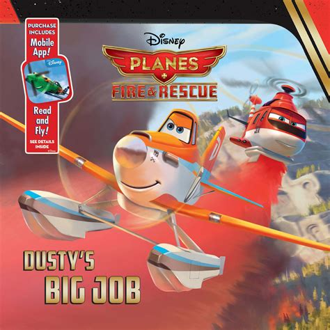 Planes Rescue The Storybook planes rescue dusty s big disney books
