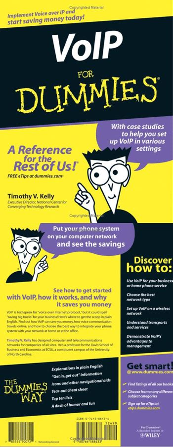 getting your for dummies books voip for dummies book see how to get started with voip