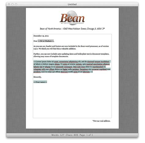 html footer template bean screenshots