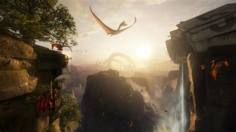 a s journey on crytek s robinson the journey prototype is a visual feast built for
