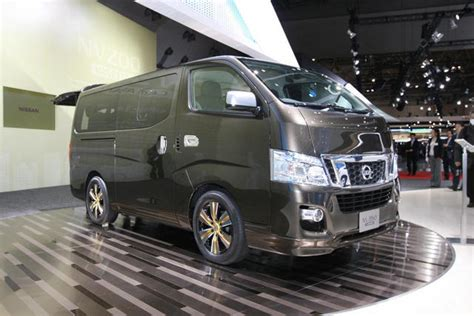 nissan caravan vx modified نيسان باص nv350 المرسال