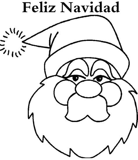 dibujo de cara de pap 225 noel para colorear dibujos net dibujos de pap 225 noel para colorear dibujos de santa claus